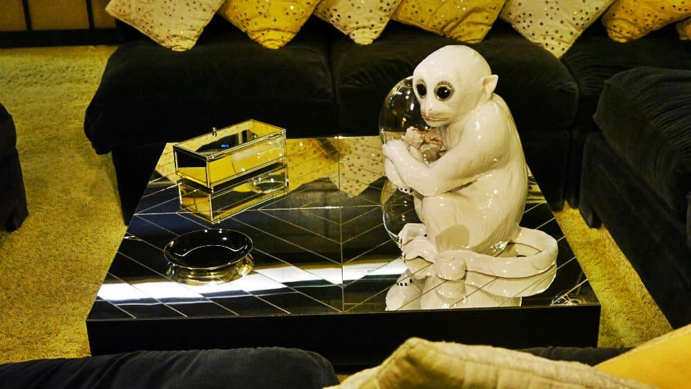 TV Room de Graceland - Detalle