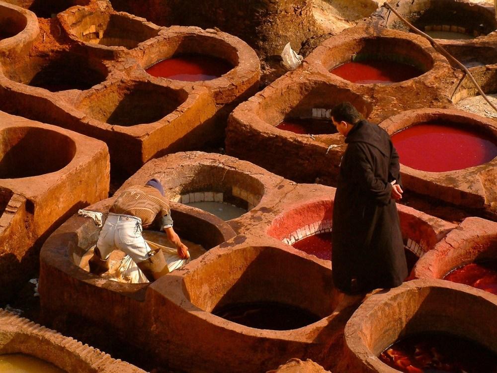 Dónde viajar en Primavera - Fez, Marruecos