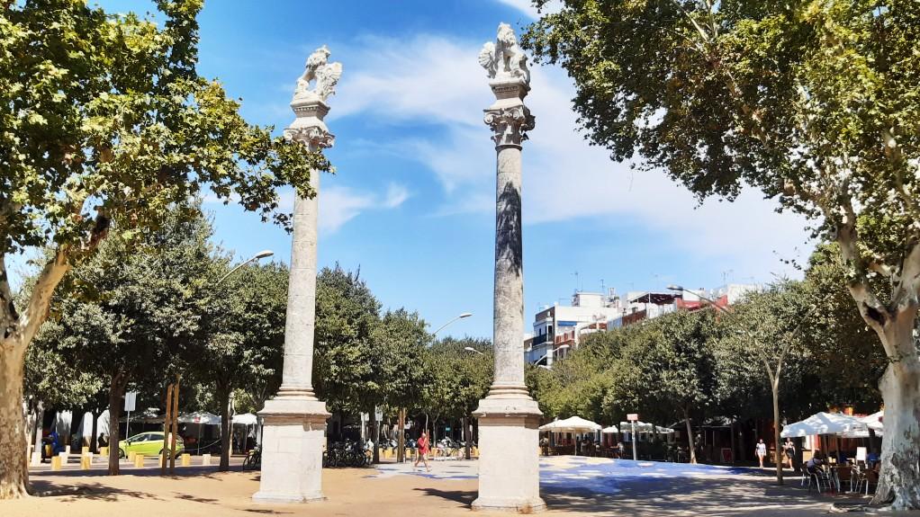 Dove dormire a Siviglia - Alameda de Hércules