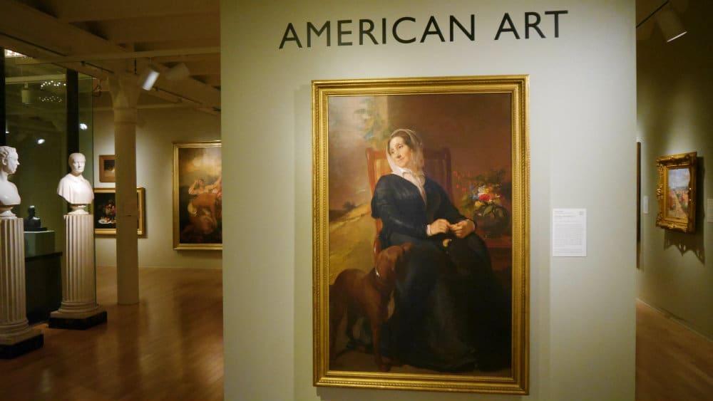 Colección de arte estadounidense - San Antonio Museum of Art