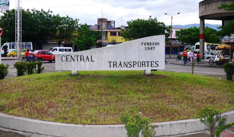 Dónde quedarse en Cúcuta - Cerca del terminal de autobuses