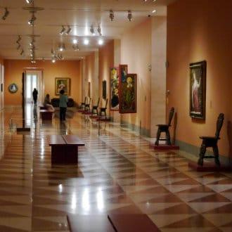 Museo Thyssen - Interior