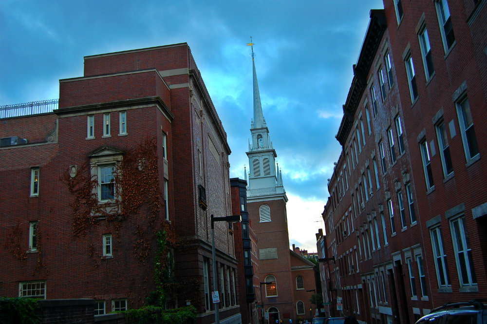 Calles de Boston
