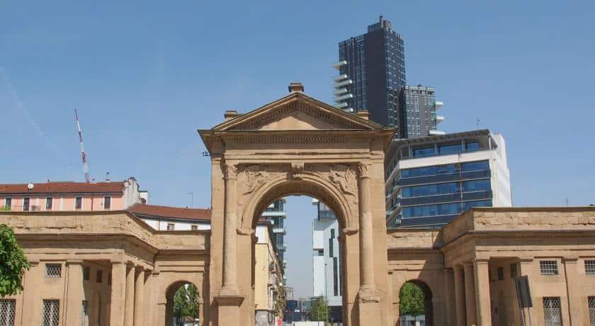 Dónde dormir en Milán - Stazione Porta Garibaldi