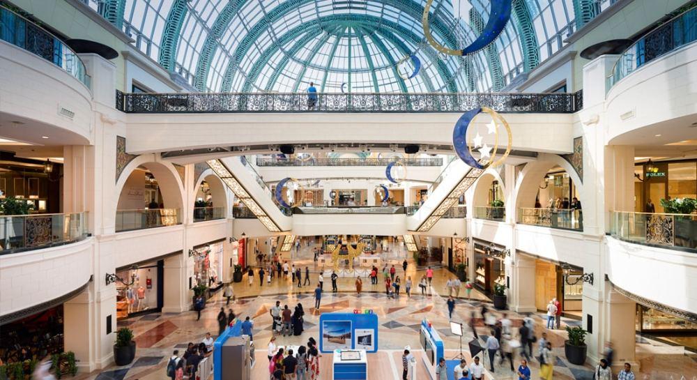 Malls de Dubái - Mall of the Emirates