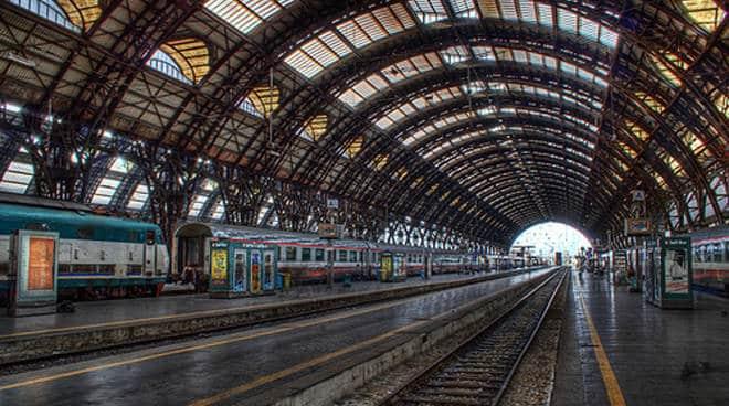 Mejores barrios para dormir en Milán - Stazione Centrale