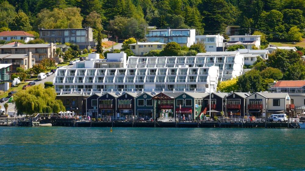 Mejores suburbios donde dormir en Queenstown, Nueva Zelanda - Fern Hill