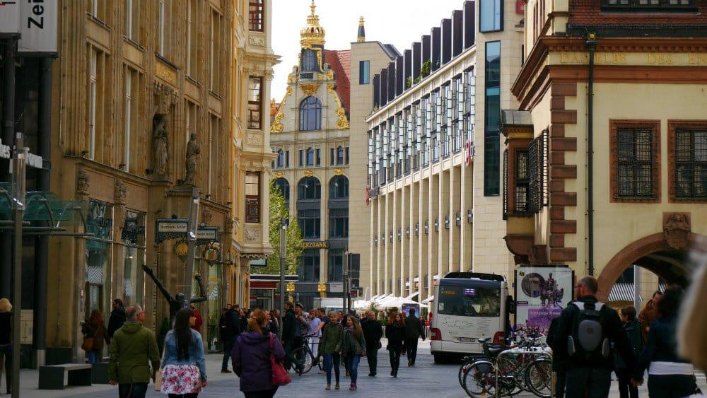 Mejores zonas donde alojarse en Leipzig - Zentrum