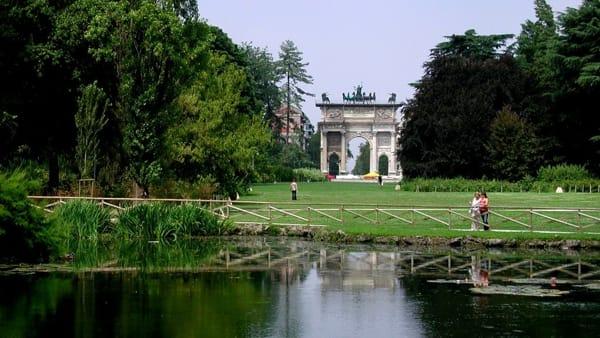 Mejores zonas para hospedarse en Milán - Parco Sempione