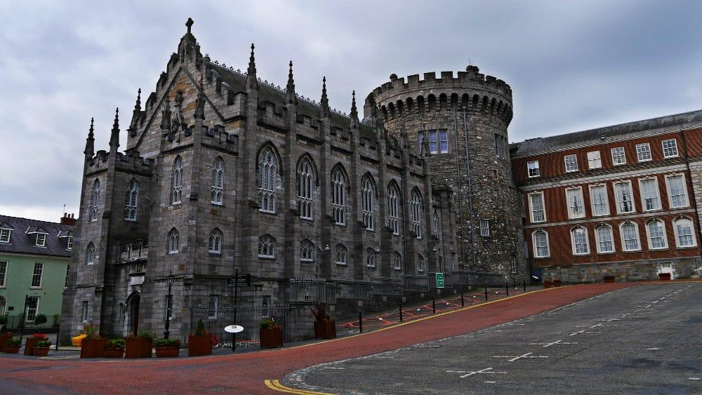 Qué ver en Dublín - Castillo de Dublín