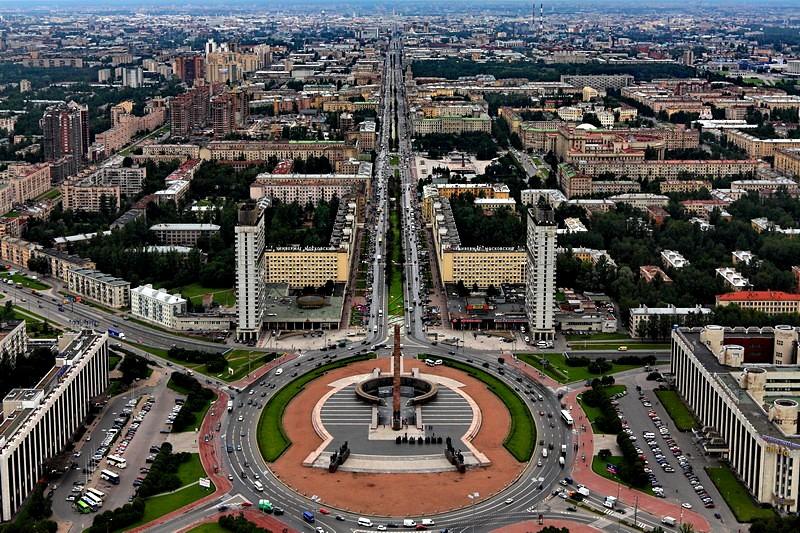 Dónde dormir en San Petesburgo - Moskovskiy