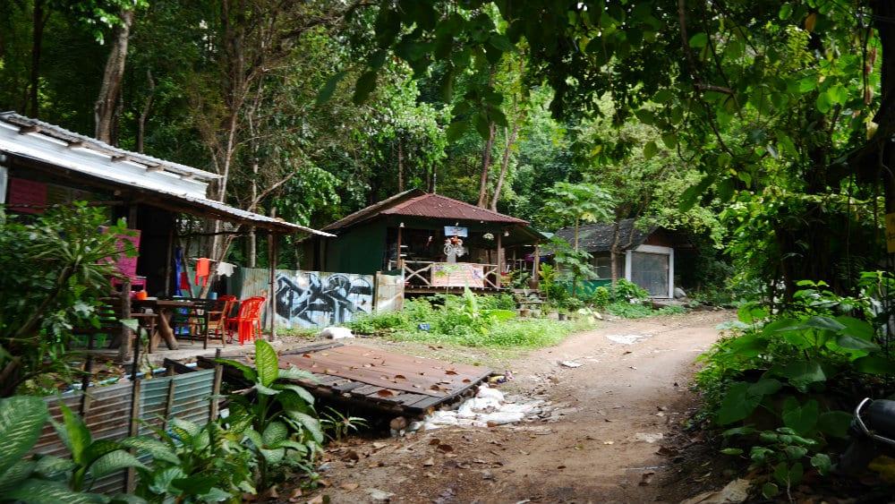 Tonsai - Krabi - Tailandia
