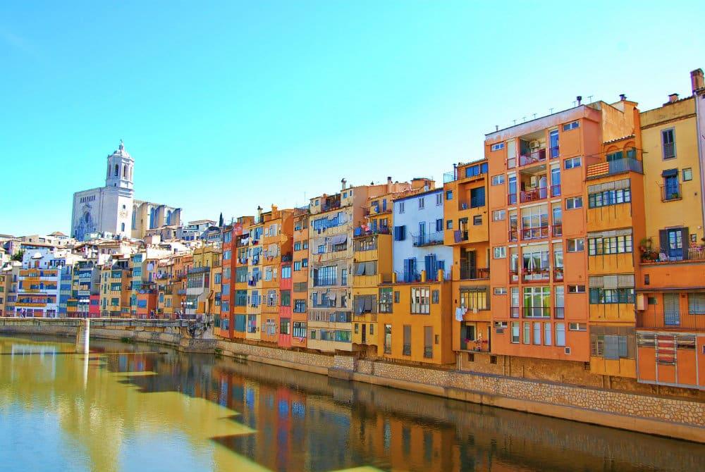 Millors zones on dormir a Girona - Ciutat Vella