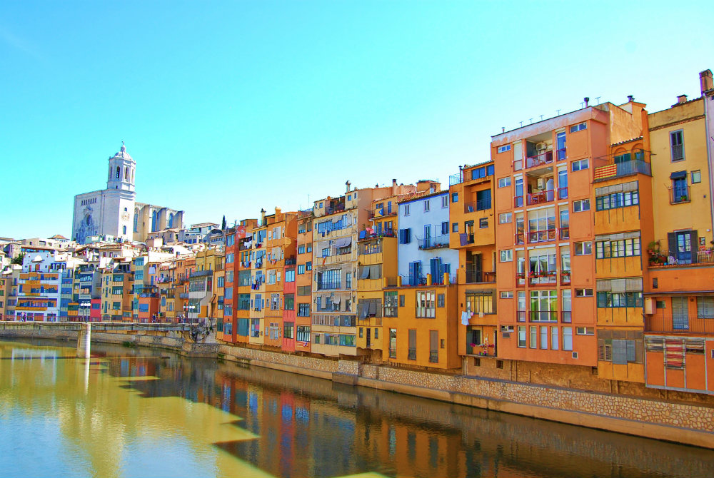 Mejores zonas donde dormir en Girona - Ciutat Vella