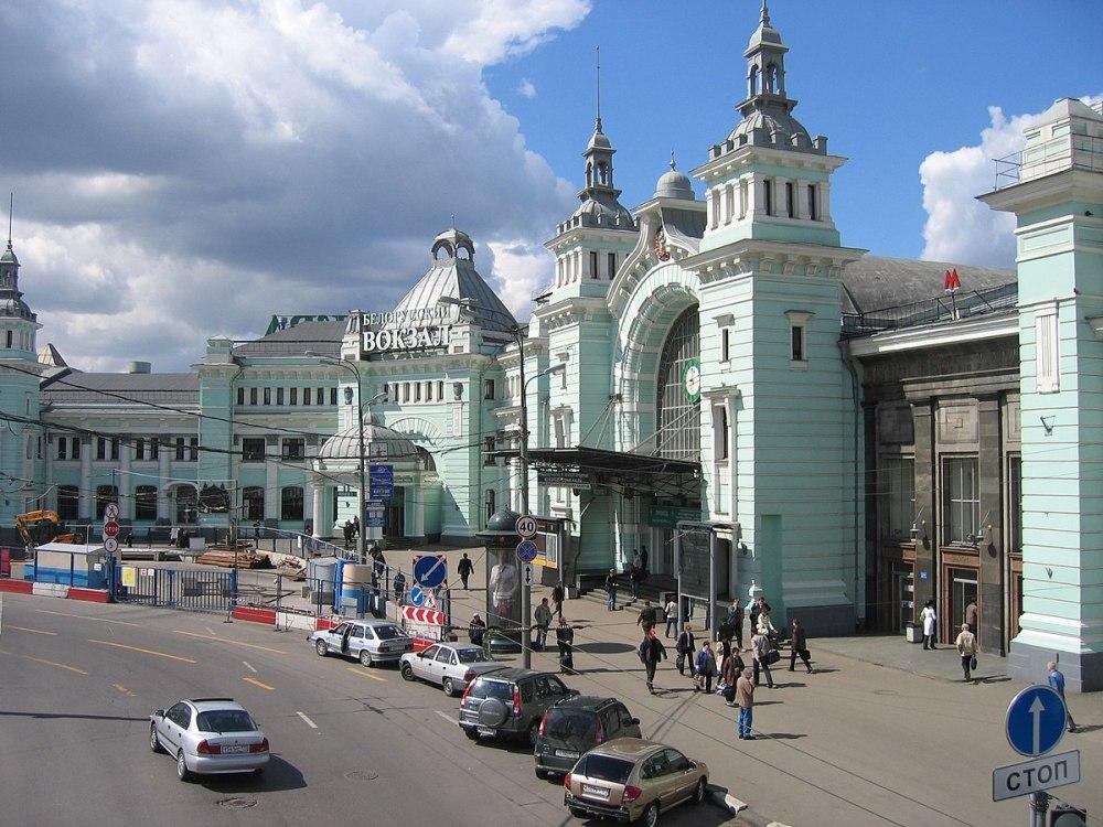 Mejores zonas para alojarse en Moscú - Begovoy