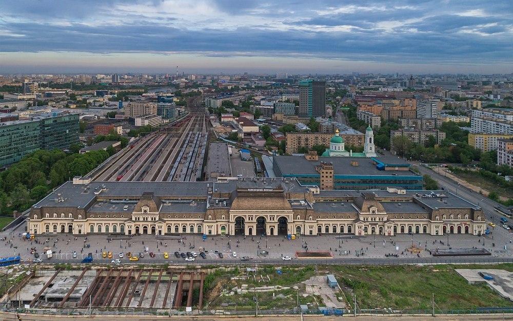 Mejores zonas para alojarse en Moscú - Zamoskvorechye