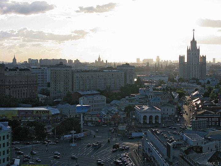 Tagansky - Mejores zonas para alojarse en Moscú