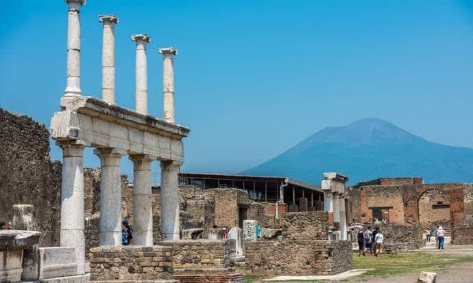 Consejos para visitar Pompeya