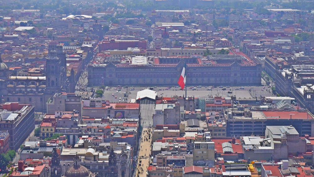 Mejores zonas donde alojarse en Ciudad de México