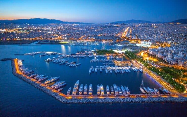 Mejores zonas donde dormir en Atenas - Playas de Atenas