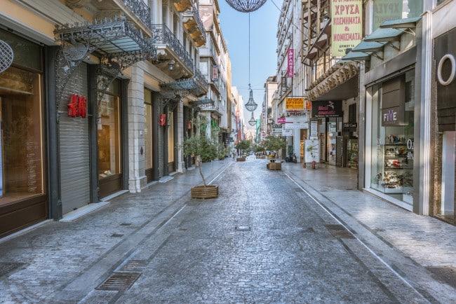 Neos Kosmos - Dónde dormir en Atenas