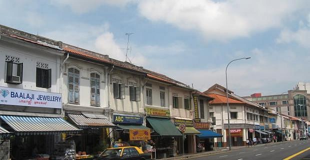 Dónde alojarse en Singapur - Jalan Besar
