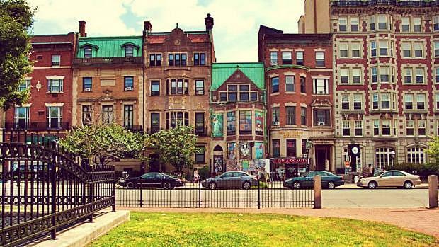 Fenway - Kenmore -- Mejores zonas donde dormir en Boston