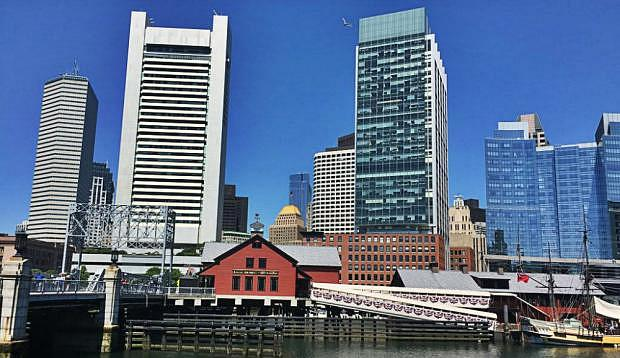 Mejores barrios donde alojarse en Boston - Financial District