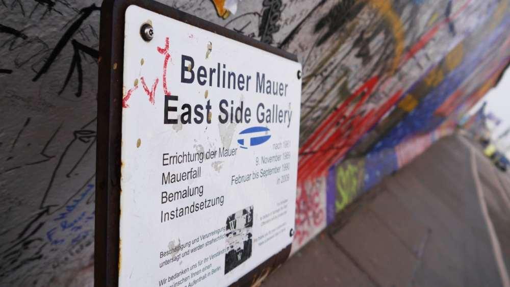 Atracciones de Berlín - East Side Gallery