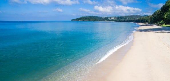 Bangtao Beach - Mejores playas de Phuket para alojarse