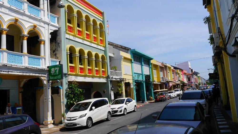 Dónde alojarse en Phuket - Phuket Town
