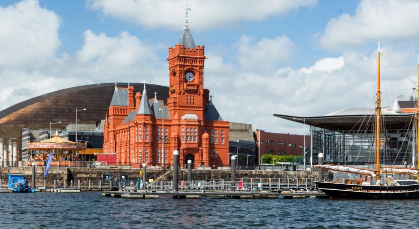 Dónde dormir en Cardiff - Cardiff Bay