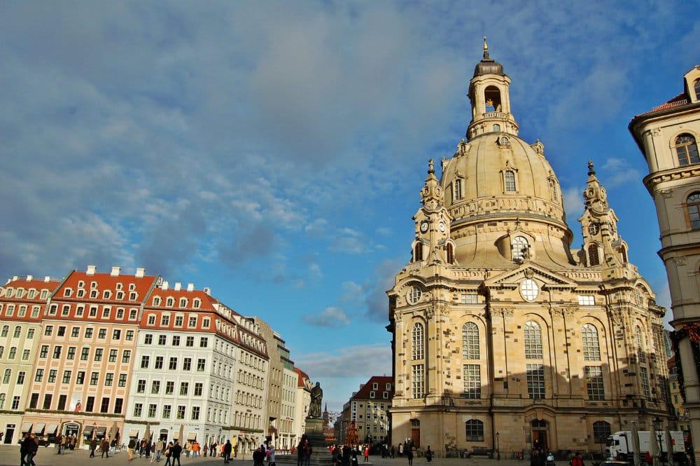 Dónde dormir en Dresde - Mejores zonas y hoteles
