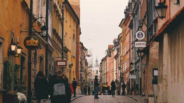 Mejores zonas donde alojarse en Varsovia - Stare Miesto