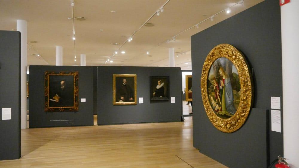 Pintura europea en el Museo Soumaya