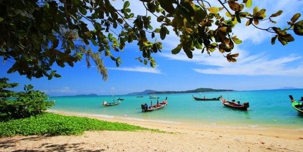 Playas de Phuket donde alojarse - Rawai Beach