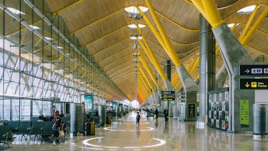 Cómo llegar del Aeropuerto de Madrid al centro de la ciudad