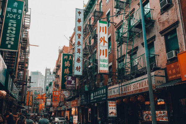Chinatown - Manhattan, Nueva York