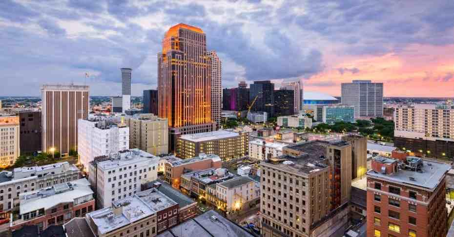 Dónde alojarse en Nueva Orleans - Central Business District