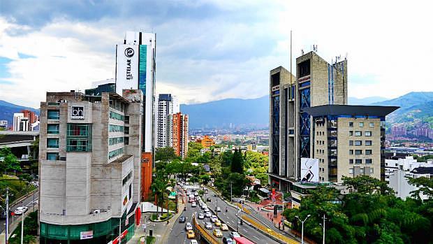 Dónde dormir en Medellín - EL Poblado