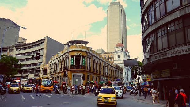 Dove alloggiare a Medellin - La Candelaria