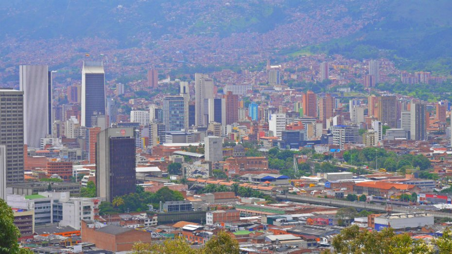 Dónde dormir en Medellín - Mejores zonas y hoteles