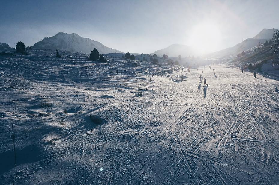 Esquiar en Grandvalira - Andorra