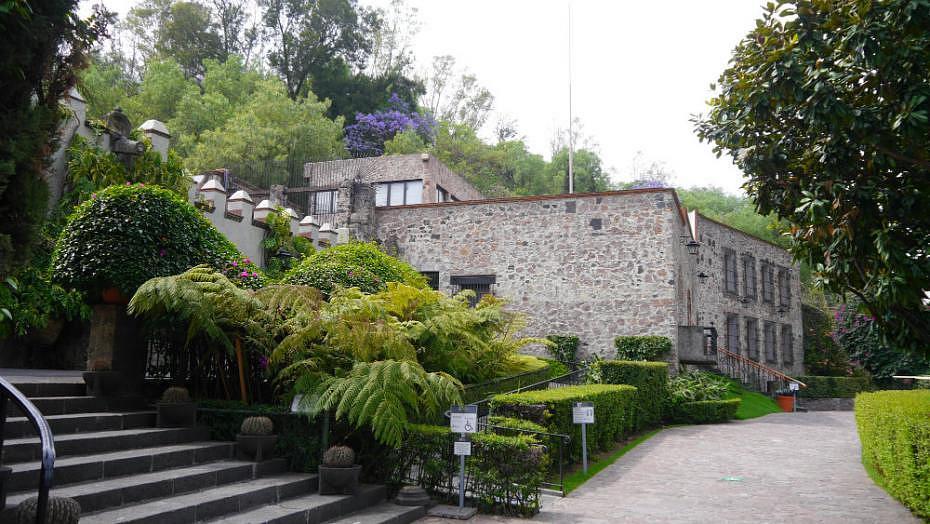 Finca La Noria - Museo Dolores Olmedo, Ciudad de México
