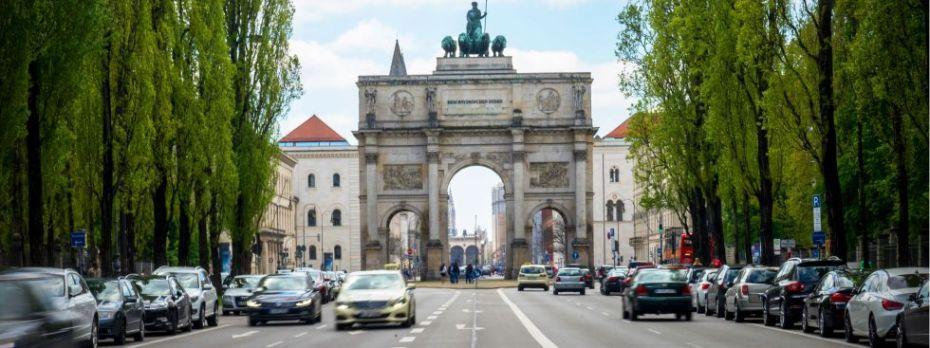 Mejores zonas donde alojarse en Múnich - Schwabing-Freimann