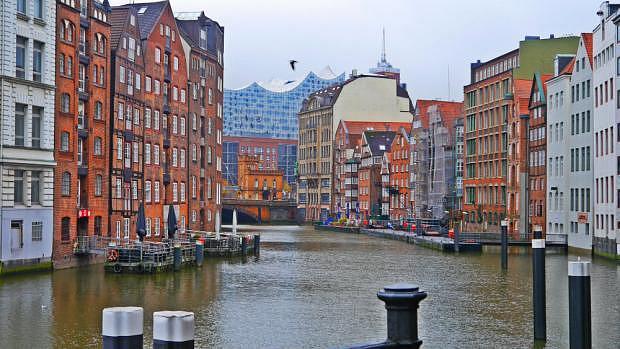 Mejores zonas donde dormir en Hamburgo - Hafencity