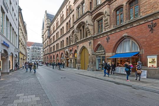 Mejores zonas donde dormir en Múnich - Altstadt-Lehel