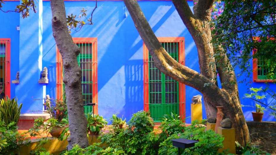 Museo de Frida Kahlo en Ciudad de México