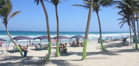 Playa el Agua - Dónde dormir en Isla Margarita