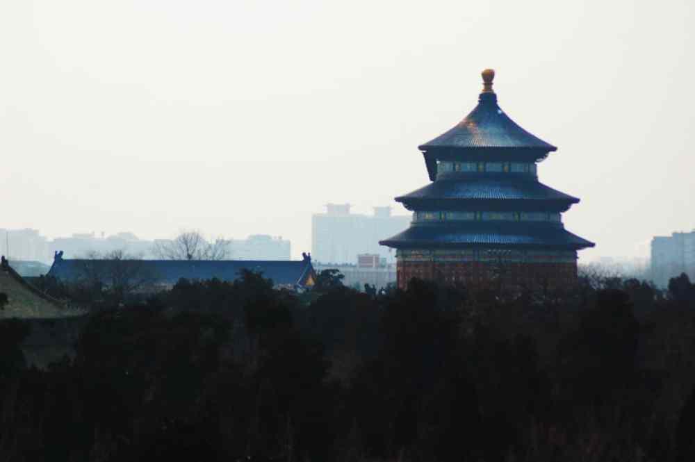 Qué ver en Pekín en 2 días - Torre del Tambor